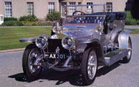 Silver Ghost - 1906