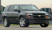 9-7X azaz Chevrolet TrailBlazer