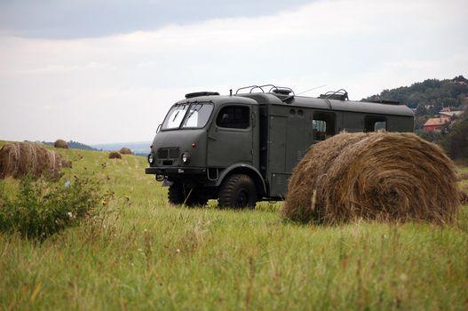 A 805-ös volt a Tatra gyár utolsó kompakt teherkocsija