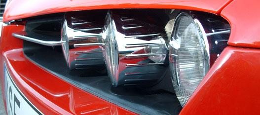 Az Alfa lámpáinak burátlansága oldalról a legizgalmasabb