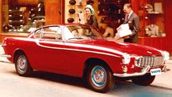 Íme a legsportosabb kinézetű Volvo, a P1800