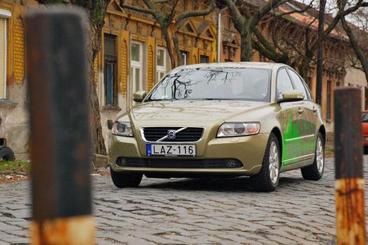 Látó szemmel a szeszüzemű Volvo
