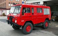 C303-as tűzoltóautó