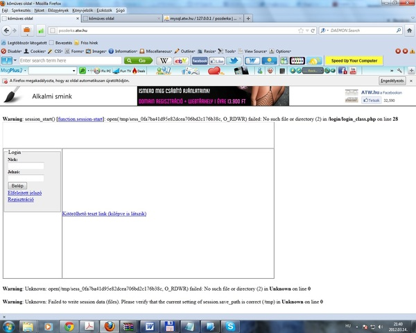 Az online társkereső oldal felveszi a vonalakat
