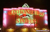 The bright lights of Walthamstow