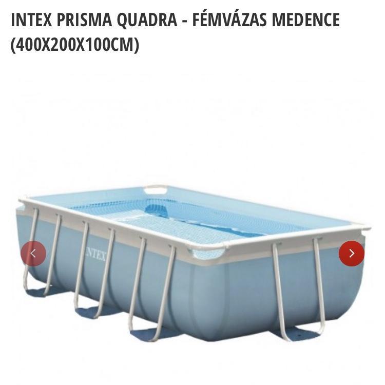 csatlakoztassa a vákuum intex medencét