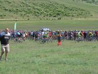 Több mint 600 bringás rajtolt egyszerre