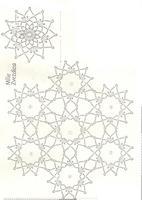 Csillag - minta