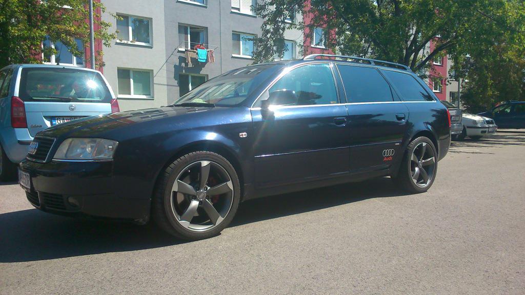 Audi A6 - Index Fórum 9b7fdabdbe