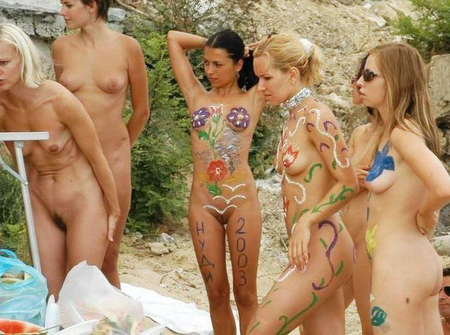 Controversial Nudist Family Event Returns To Waterworld