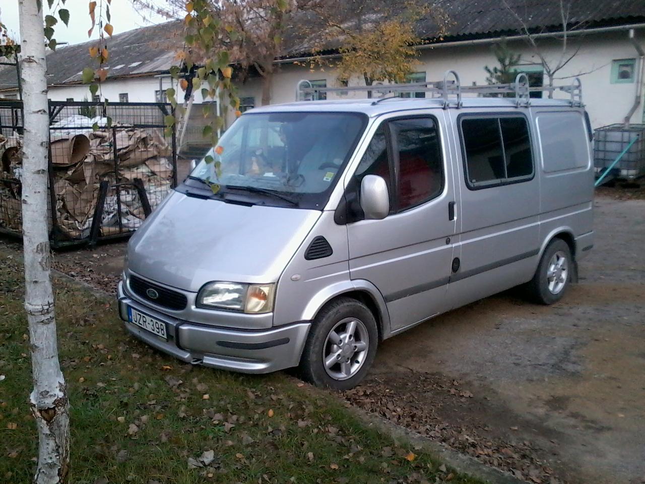 Ford Transit - Index Fórum 036e255e91