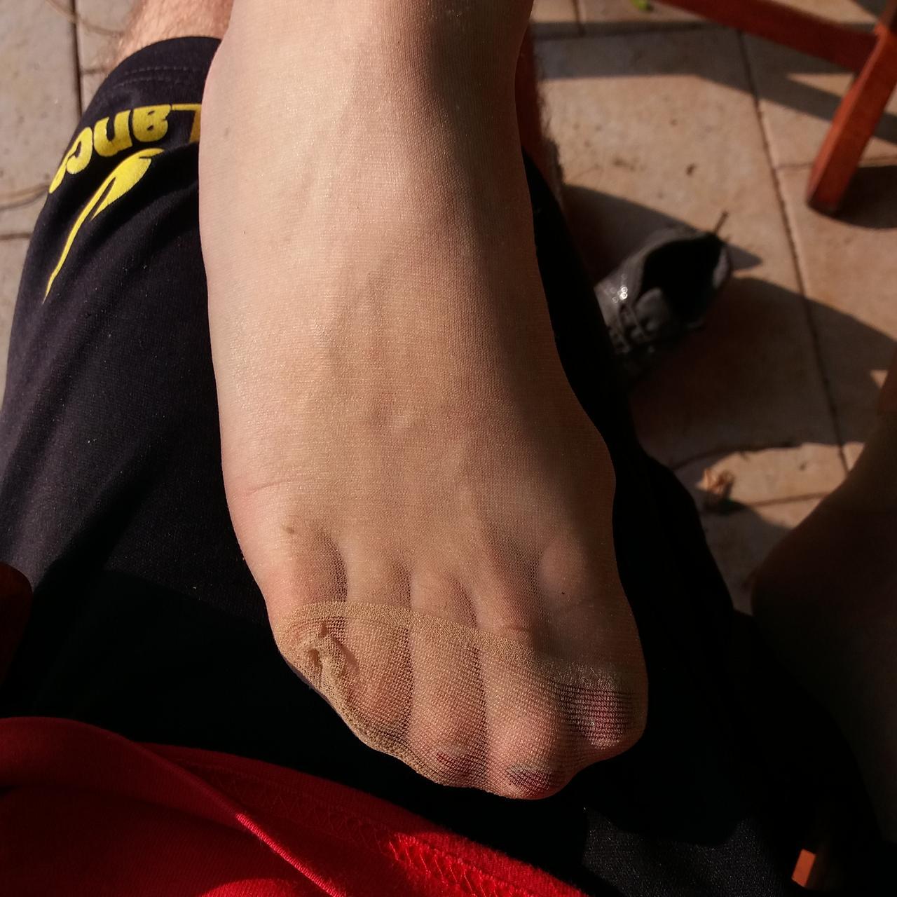 szexi ében lábak