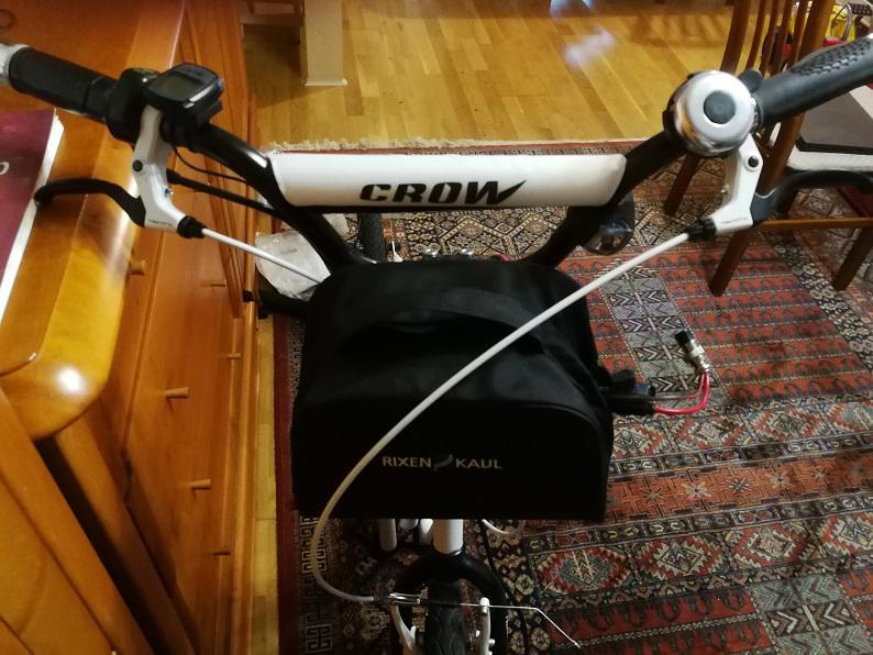 Szekér kerékpár csatlakoztassa
