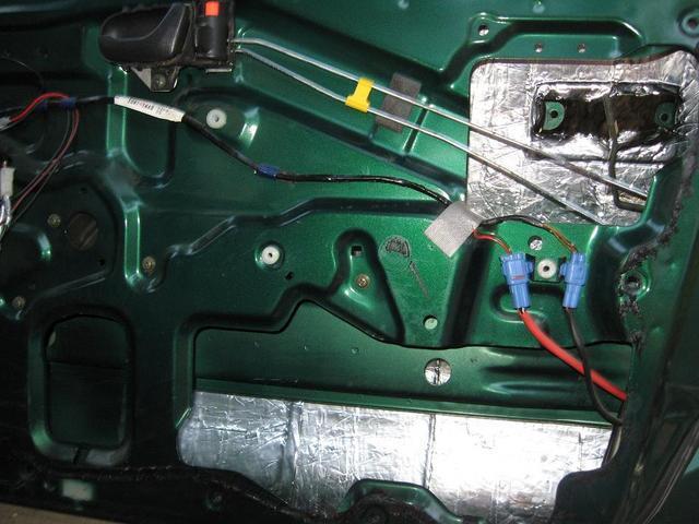 A kicker motor bekapcsol