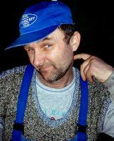 Barátaim: Csarnai Gyuszi, az autószerelők egyik gyöngye (Foto: Mijo)