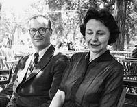 Robert Lowell és Elizabeth Hardwick