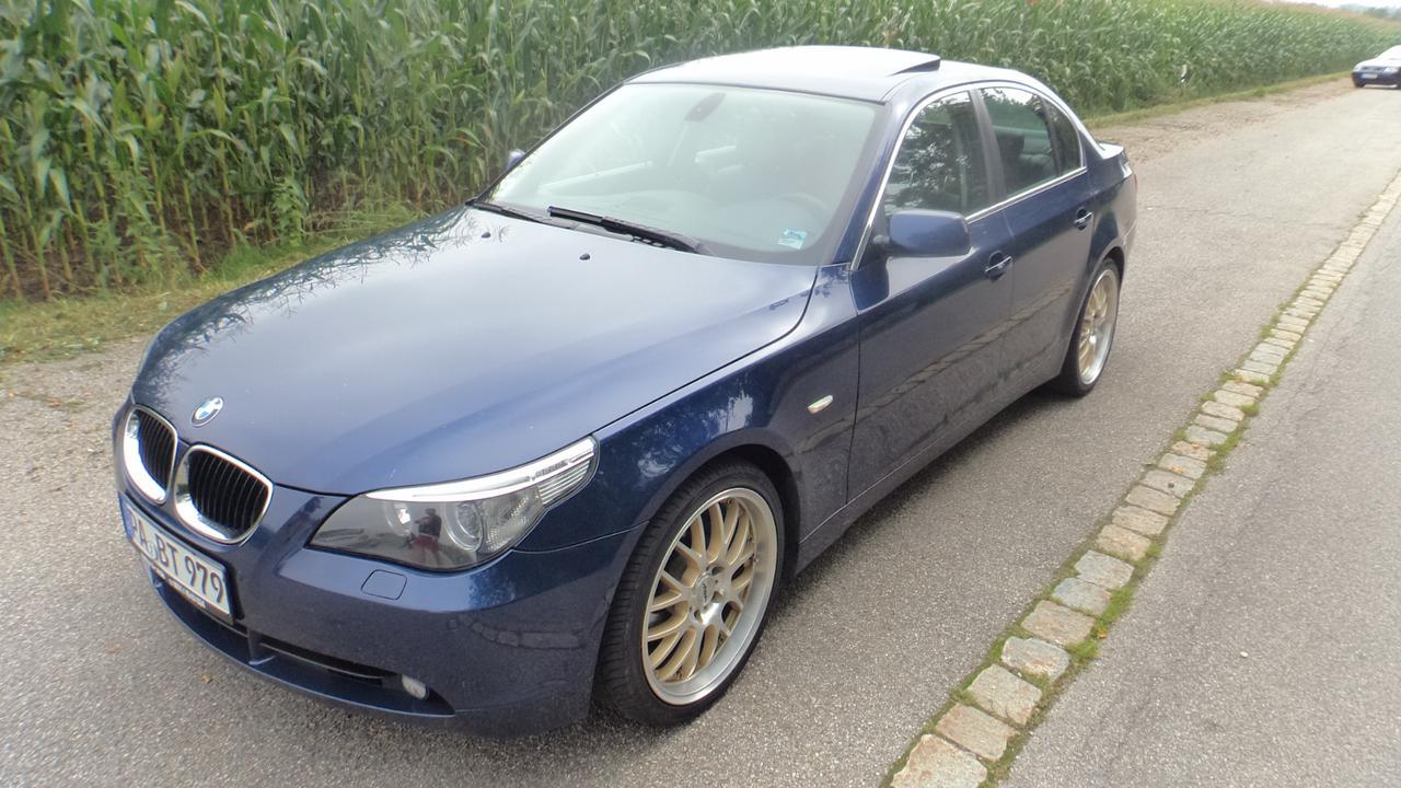 BMW E60 / E61 - Index Fórum