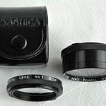 Yashica TLR close-up No.1
