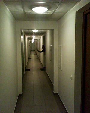 középfolyosó