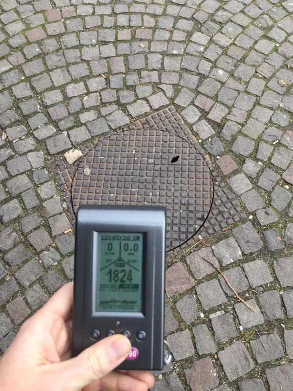 Elektroszmog mérése házilag