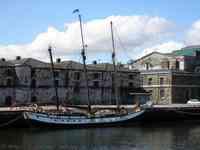 Trinovante, schooner, Cork