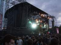 Sziget Main Stage 2008