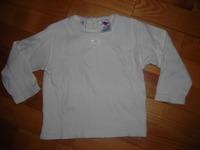 8728d269f1 C&A rózsaszín kockás hosszúujjú body 80-as 250 Ft C&A fehér vékony pulcsi,  elején masni 74-es 250 Ft