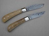 Laguiole L Eclair Kitchen Knife Set In Wood Block