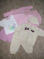 68-74-es méretű kislány ruhák  1 db Cactus Clone melegítő együttes fd4ba4286a