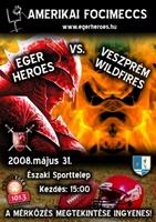 Eger - Veszprém