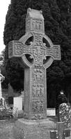 Muiredach keresztje - Íro. kelta vidékéről, (Monasterboice)