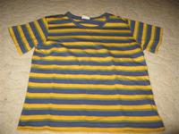 Cherokee 110-es 4-5 éves méretű csíkos póló 46673881fa