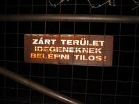 A bejárati kapu