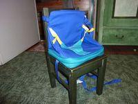 6ad0f9e413 Eladó: Székre rögzíthető etetőszék,ülésmagasító.A képen ikeás gyerekszékre  csatoltam,de természetesen nagy székre is jó. 500Ft+posta ,szükség esetén.