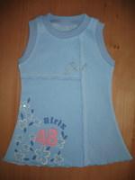48158d8e54 23. Meleg bordó ruha, hátul patentos, kis macikkal 400,- Ft 4-6 hós, 68 cm,  hónalj: 29 cm, hossz: 42 cm