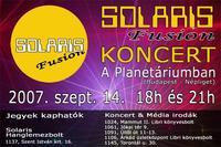 SOLARIS FUSION