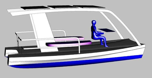Csónak üzemanyag-fogyasztásmérő beakasztható