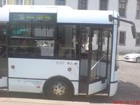 Citybus S91 oldalról