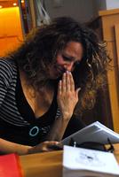 Pokorny Lia az olvasópróbán