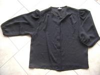 d45ed22a61 fekete H&M ing, 42-es méret - 400 Ft