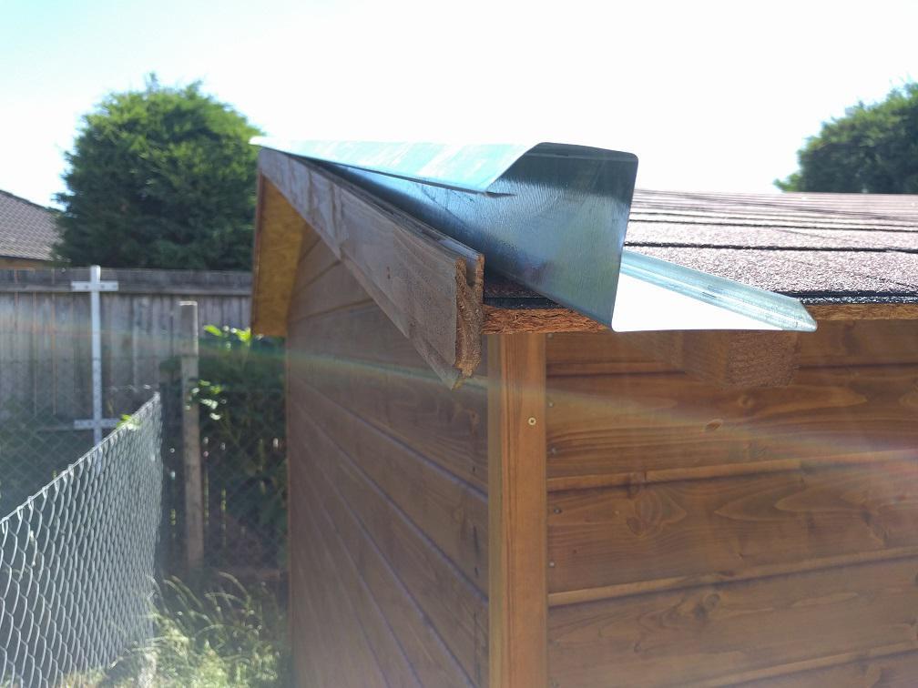 Tető bádogozás házilag
