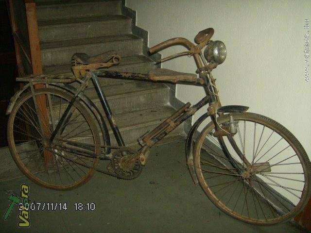8523916b8ed5 Veterán kerékpárok - Index Fórum