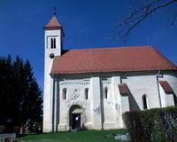 Őriszentpéter templom
