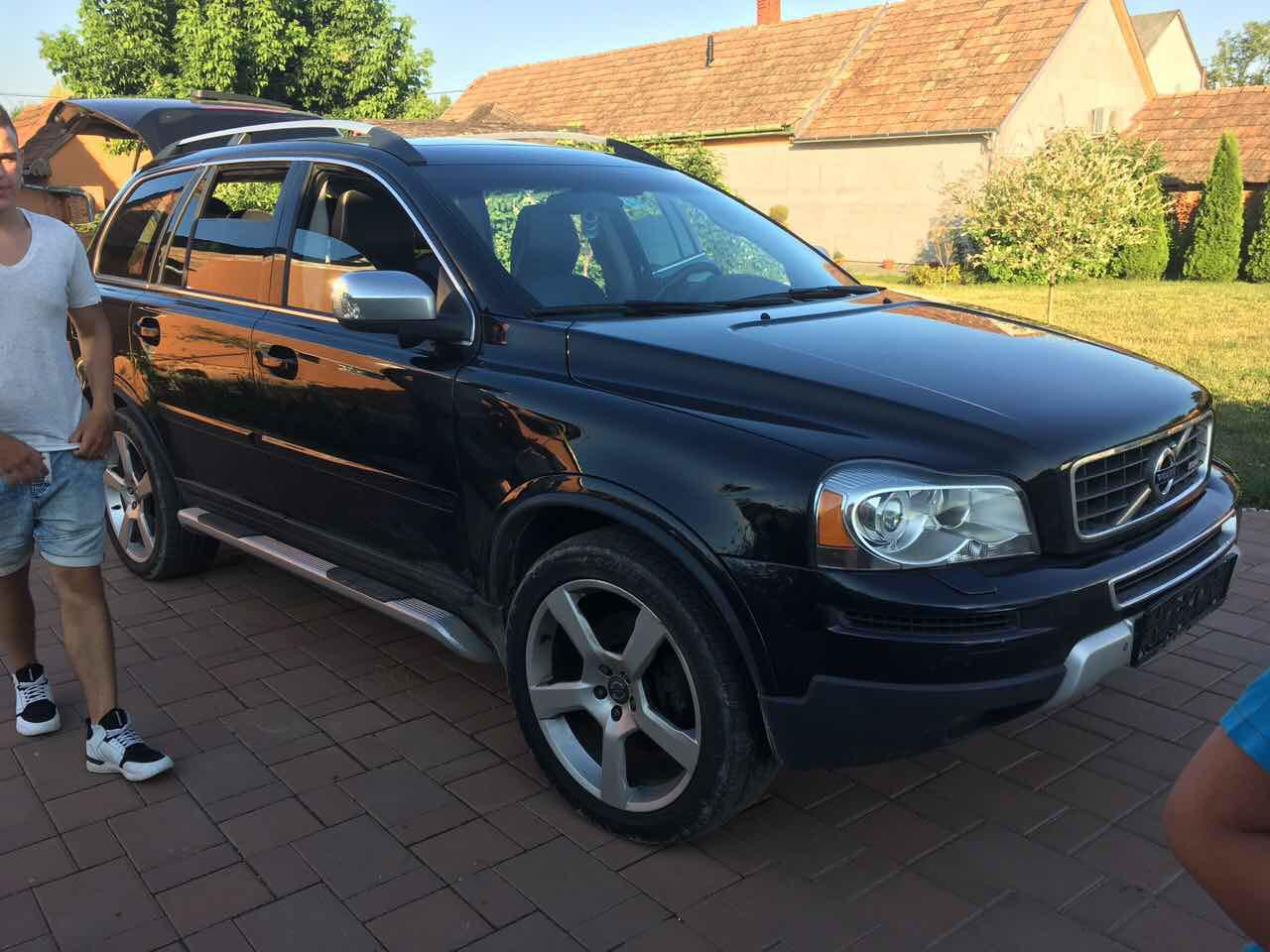 volvo xc90 - index fórum