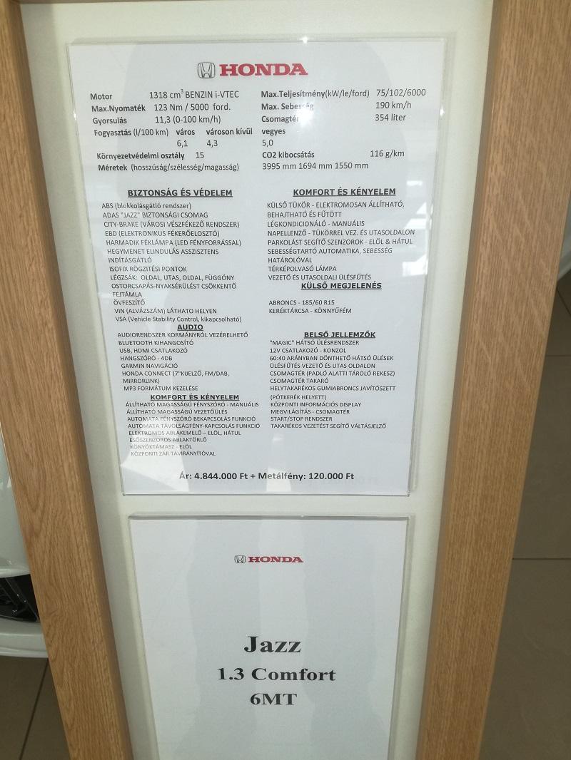 Honda Jazz tapasztalatok - Index Fórum 5d61ca01eb