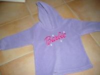 57ff78b829de Barbie polár puli:H:37 ujj válltól :35 , 400ft