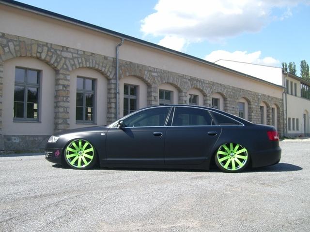Audi A6 Index Fórum