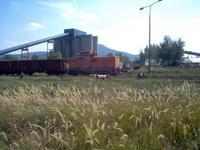 A tokodi VÁ. mellett