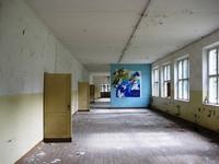 Iskolai folyos�