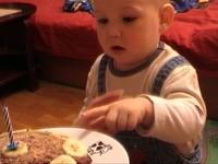 Ismerkedés a tortával...